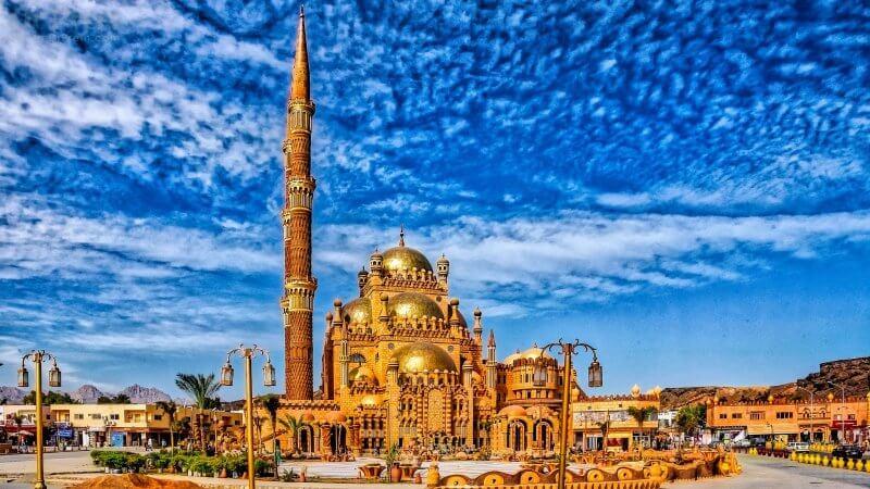 мечеть Мустафа