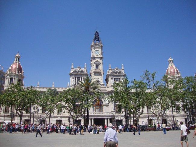 будівля муніципалітету