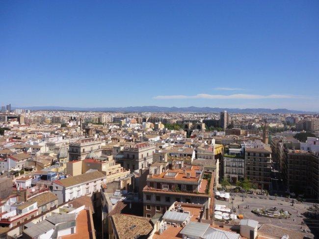 Вид на місто