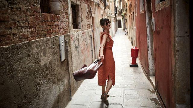 Вузькі венеціанські провулки, незважаючи на їх безлюддя і тишу, можуть бути сповнені стежать за вами очей і вух